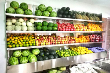 How to Choose a Vegetable Rack for the Supermarket to Place Fresh Vegetables