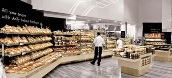 What are the Design Skills of Supermarket Cabinets and Shop Door Design?