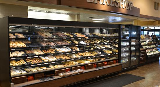 Bakery-displays